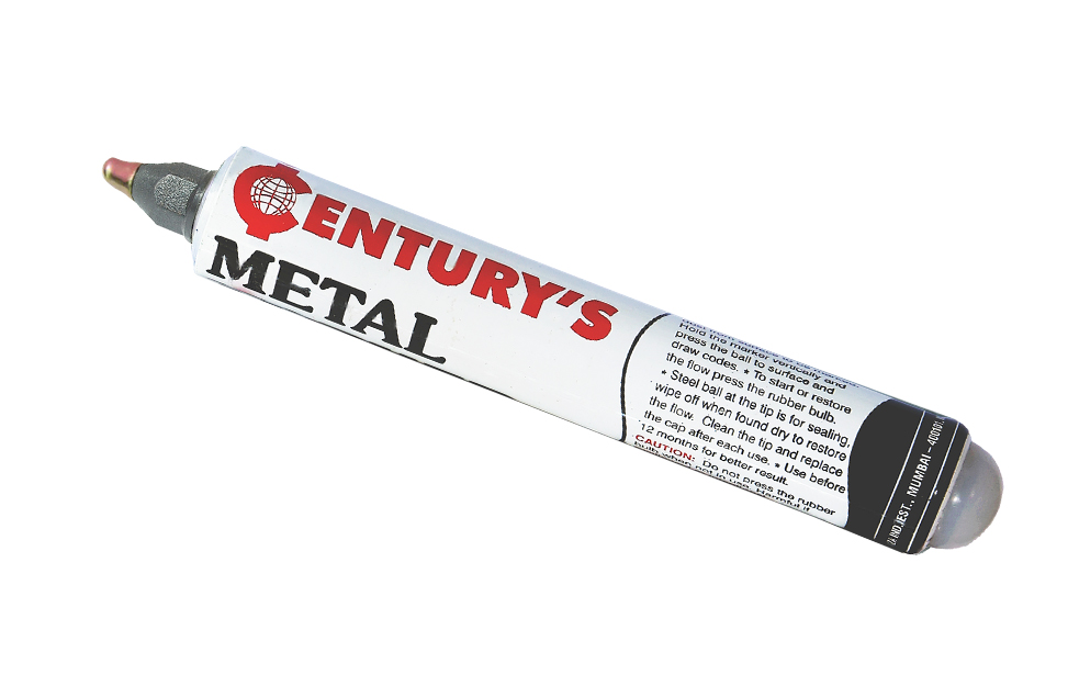 Century's Pump type Metal Marker
